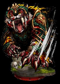 Slagh, Carnage Incarnate Figure