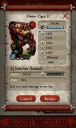 Flame Ogre II (max stats)