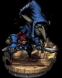 Goblin Thief II Figure