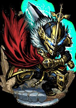 Hector, Knight Templar II Figure