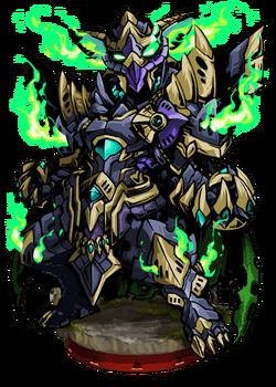 Valafar, Champion of Flames II Figure