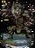 Neuri, Howling Wolfman Figure