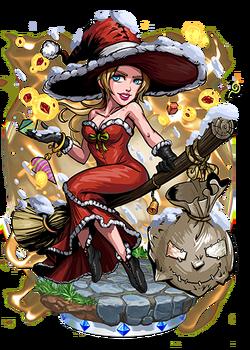 Befana, Kittle Witch II Figure