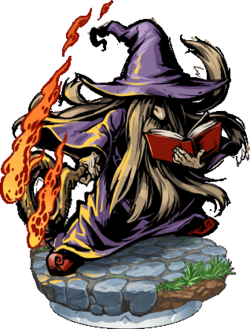 Inferno Magus Figure