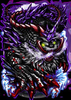 Skrimsl, Crystal Eternal II Figure