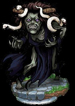 Furiae, Revenger Figure
