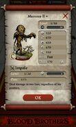 Mummy II plus (base stats)
