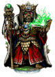 Phineus, the Augur King II Figure