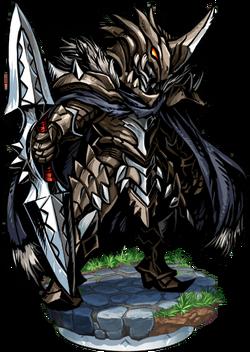 Cadmoth, Dragonslayer Figure