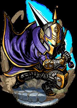 Hector, Ghostslayer II + Figure
