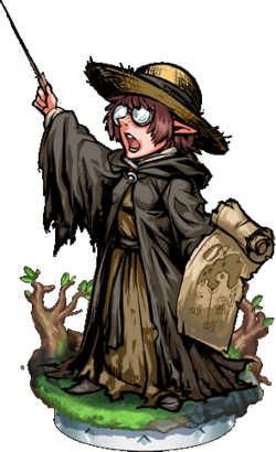 Esmerelda, Tactician Figure