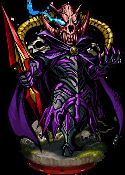 Bifrons, Earl of Hell II Figure