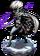 Elven Assassin Figure