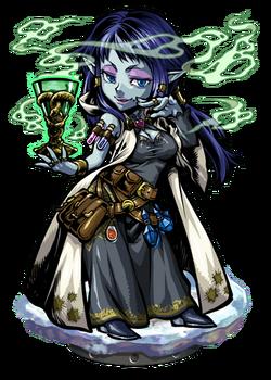 Brangane, Alchemist II Figure