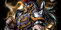 Dryas, Centaur Knight