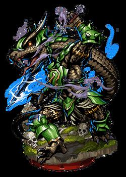 Botis, Serpent Warrior II Figure