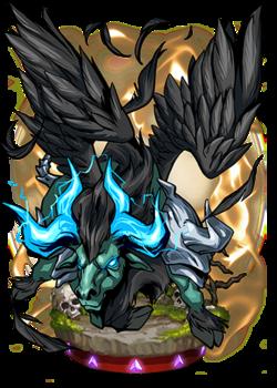 Haagenti, Savage Beast Figure