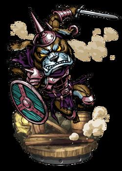 Kobold Guardsman II Figure