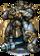 Goliath, Heavy Knight II Figure