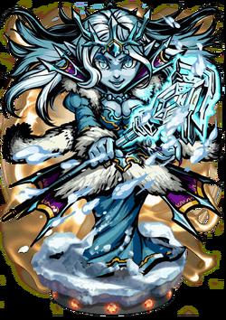 Snow Queen Figure