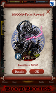 Black Knight, the Nameless Point Reward