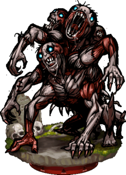 Writhing Corpses + Figure