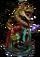 Kan, Lizardman Diviner II Figure