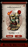 Goblin Canoneer II Pact Reveal