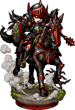 Imperial Cavalry Figure
