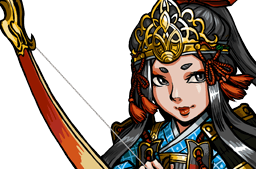 File:Tomoe, the Lightning Arrow Face.png