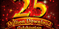 25 Million Download Festival