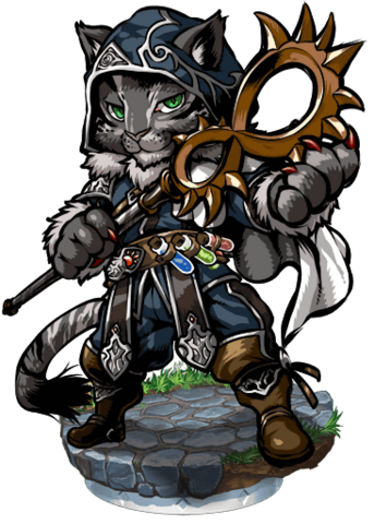 File:Cat Sith Magus Warrior Figure.png