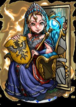 Arcanan Empress Figure