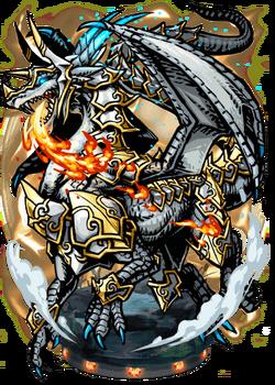 Zahhak, Dragon Marshal II Figure