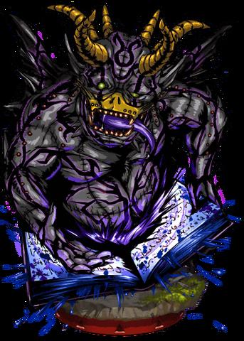 File:Grimoire Beast II Figure.png