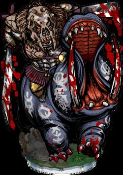 Gangaruda the Destroyer II Figure