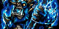 Enraged Flame Ogre