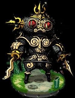 Mystic Idol II + Figure
