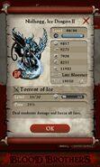 Nidhogg Ice Dragon II (max stats)