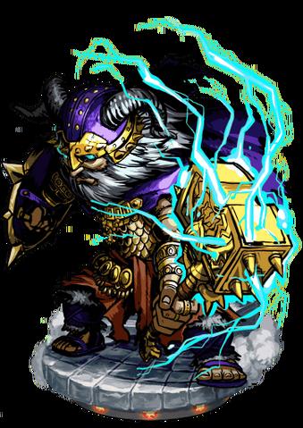 File:Thor, God of Lightning II Figure.png