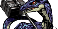 Lizardman Messenger II +