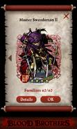 Master Swordsman II Pact Reveal