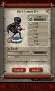 Elven Assassin II + (captured)