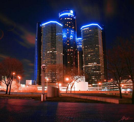 File:The-gm-renaissance-center-at-night-from-hart-plaza-detroit-michigan-gordon-dean-ii.jpg