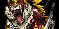 Slagh, Tiger Carcass