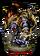 Hapi, Baboon Mummy II Figure
