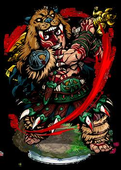 Enkidu the Invincible II Figure