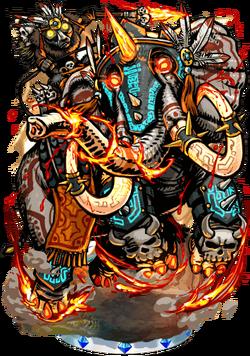 Kangana, the Maelstrom II Figure