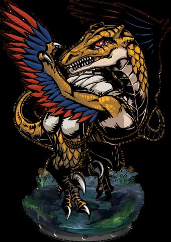 File:Lizardman Fleetfoot II + Figure.png