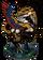Lizardman Fleetfoot II + Figure
